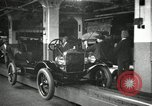 Image of Body assembly of Model T Fifteen Millionth car Highland Park Michigan USA, 1927, second 1 stock footage video 65675031966