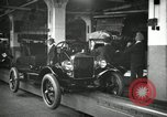 Image of Body assembly of Model T Fifteen Millionth car Highland Park Michigan USA, 1927, second 2 stock footage video 65675031966