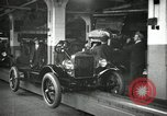 Image of Body assembly of Model T Fifteen Millionth car Highland Park Michigan USA, 1927, second 3 stock footage video 65675031966