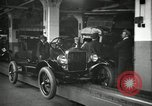 Image of Body assembly of Model T Fifteen Millionth car Highland Park Michigan USA, 1927, second 4 stock footage video 65675031966