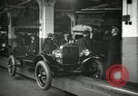 Image of Body assembly of Model T Fifteen Millionth car Highland Park Michigan USA, 1927, second 5 stock footage video 65675031966
