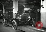 Image of Body assembly of Model T Fifteen Millionth car Highland Park Michigan USA, 1927, second 6 stock footage video 65675031966