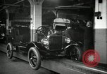 Image of Body assembly of Model T Fifteen Millionth car Highland Park Michigan USA, 1927, second 7 stock footage video 65675031966