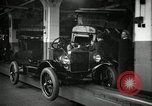 Image of Body assembly of Model T Fifteen Millionth car Highland Park Michigan USA, 1927, second 8 stock footage video 65675031966