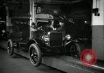 Image of Body assembly of Model T Fifteen Millionth car Highland Park Michigan USA, 1927, second 11 stock footage video 65675031966