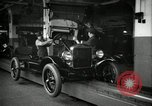 Image of Body assembly of Model T Fifteen Millionth car Highland Park Michigan USA, 1927, second 12 stock footage video 65675031966