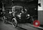 Image of Body assembly of Model T Fifteen Millionth car Highland Park Michigan USA, 1927, second 13 stock footage video 65675031966