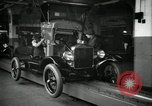 Image of Body assembly of Model T Fifteen Millionth car Highland Park Michigan USA, 1927, second 14 stock footage video 65675031966