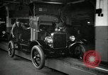 Image of Body assembly of Model T Fifteen Millionth car Highland Park Michigan USA, 1927, second 15 stock footage video 65675031966