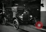 Image of Body assembly of Model T Fifteen Millionth car Highland Park Michigan USA, 1927, second 16 stock footage video 65675031966