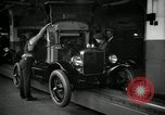 Image of Body assembly of Model T Fifteen Millionth car Highland Park Michigan USA, 1927, second 18 stock footage video 65675031966