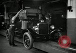 Image of Body assembly of Model T Fifteen Millionth car Highland Park Michigan USA, 1927, second 19 stock footage video 65675031966