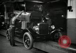 Image of Body assembly of Model T Fifteen Millionth car Highland Park Michigan USA, 1927, second 20 stock footage video 65675031966