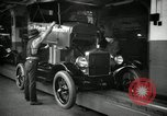 Image of Body assembly of Model T Fifteen Millionth car Highland Park Michigan USA, 1927, second 21 stock footage video 65675031966
