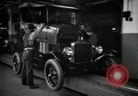 Image of Body assembly of Model T Fifteen Millionth car Highland Park Michigan USA, 1927, second 24 stock footage video 65675031966