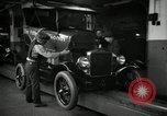 Image of Body assembly of Model T Fifteen Millionth car Highland Park Michigan USA, 1927, second 25 stock footage video 65675031966