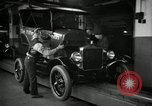 Image of Body assembly of Model T Fifteen Millionth car Highland Park Michigan USA, 1927, second 26 stock footage video 65675031966
