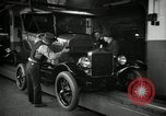 Image of Body assembly of Model T Fifteen Millionth car Highland Park Michigan USA, 1927, second 27 stock footage video 65675031966