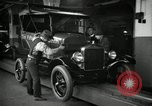 Image of Body assembly of Model T Fifteen Millionth car Highland Park Michigan USA, 1927, second 28 stock footage video 65675031966
