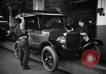 Image of Body assembly of Model T Fifteen Millionth car Highland Park Michigan USA, 1927, second 36 stock footage video 65675031966