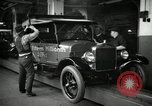 Image of Body assembly of Model T Fifteen Millionth car Highland Park Michigan USA, 1927, second 37 stock footage video 65675031966
