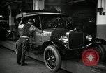 Image of Body assembly of Model T Fifteen Millionth car Highland Park Michigan USA, 1927, second 41 stock footage video 65675031966