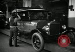Image of Body assembly of Model T Fifteen Millionth car Highland Park Michigan USA, 1927, second 43 stock footage video 65675031966