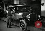Image of Body assembly of Model T Fifteen Millionth car Highland Park Michigan USA, 1927, second 45 stock footage video 65675031966