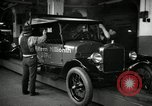 Image of Body assembly of Model T Fifteen Millionth car Highland Park Michigan USA, 1927, second 46 stock footage video 65675031966
