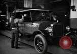 Image of Body assembly of Model T Fifteen Millionth car Highland Park Michigan USA, 1927, second 47 stock footage video 65675031966