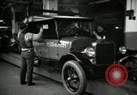 Image of Body assembly of Model T Fifteen Millionth car Highland Park Michigan USA, 1927, second 49 stock footage video 65675031966