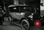 Image of Body assembly of Model T Fifteen Millionth car Highland Park Michigan USA, 1927, second 57 stock footage video 65675031966