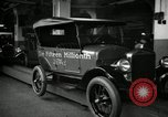 Image of Body assembly of Model T Fifteen Millionth car Highland Park Michigan USA, 1927, second 62 stock footage video 65675031966