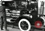 Image of Model T Ten Millionth car Highland Park Michigan USA, 1924, second 4 stock footage video 65675031967