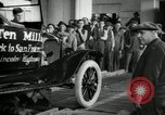 Image of Model T Ten Millionth car Highland Park Michigan USA, 1924, second 13 stock footage video 65675031967