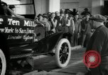 Image of Model T Ten Millionth car Highland Park Michigan USA, 1924, second 14 stock footage video 65675031967