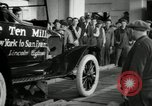Image of Model T Ten Millionth car Highland Park Michigan USA, 1924, second 15 stock footage video 65675031967