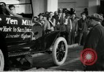 Image of Model T Ten Millionth car Highland Park Michigan USA, 1924, second 16 stock footage video 65675031967