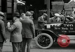 Image of Model T Ten Millionth car Highland Park Michigan USA, 1924, second 39 stock footage video 65675031967