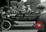 Image of Model T Ten Millionth car Highland Park Michigan USA, 1924, second 42 stock footage video 65675031967