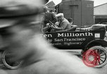 Image of Model T Ten Millionth car Highland Park Michigan USA, 1924, second 44 stock footage video 65675031967