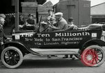 Image of Model T Ten Millionth car Highland Park Michigan USA, 1924, second 45 stock footage video 65675031967