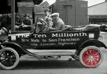 Image of Model T Ten Millionth car Highland Park Michigan USA, 1924, second 46 stock footage video 65675031967