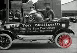 Image of Model T Ten Millionth car Highland Park Michigan USA, 1924, second 47 stock footage video 65675031967