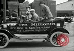 Image of Model T Ten Millionth car Highland Park Michigan USA, 1924, second 48 stock footage video 65675031967