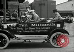 Image of Model T Ten Millionth car Highland Park Michigan USA, 1924, second 49 stock footage video 65675031967
