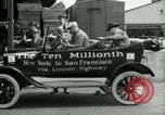Image of Model T Ten Millionth car Highland Park Michigan USA, 1924, second 51 stock footage video 65675031967
