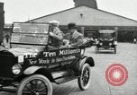 Image of Model T Ten Millionth car Highland Park Michigan USA, 1924, second 53 stock footage video 65675031967