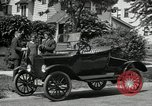 Image of Ford Model T car United States USA, 1922, second 4 stock footage video 65675031977