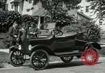 Image of Ford Model T car United States USA, 1922, second 8 stock footage video 65675031977